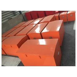 供应玻璃钢救生衣箱厂家